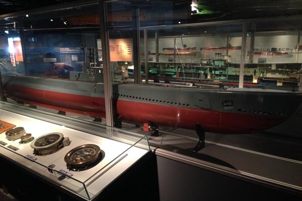 潜水艦 模型