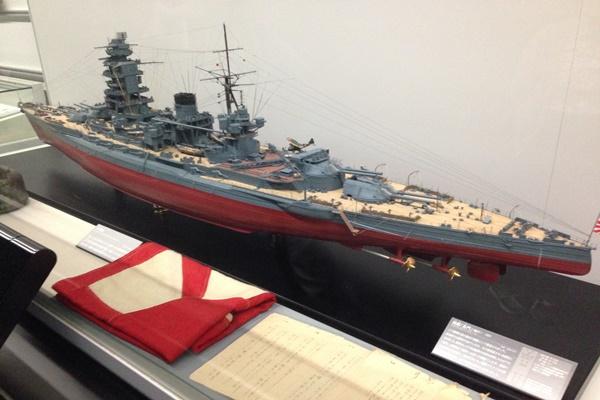 戦艦長門 模型