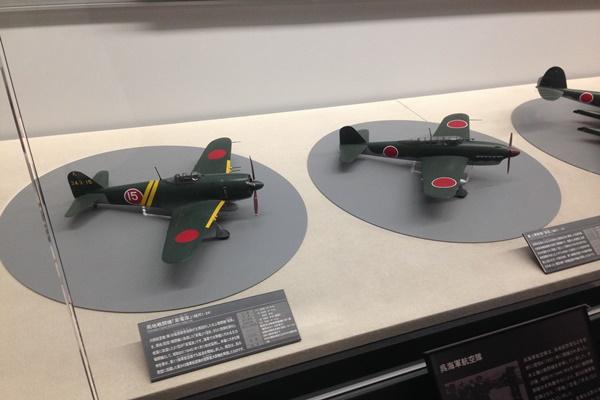 戦闘機 模型