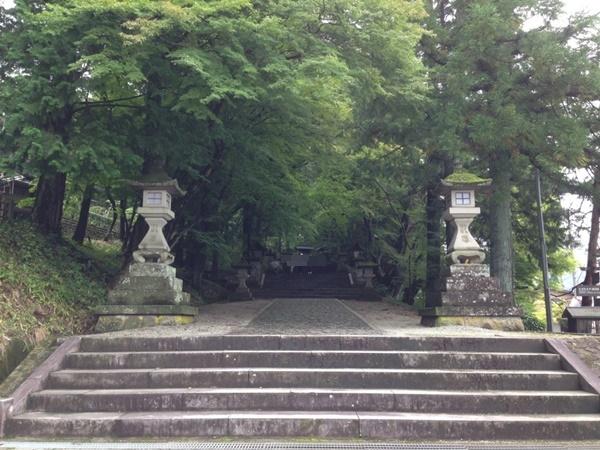 日枝神社 入口