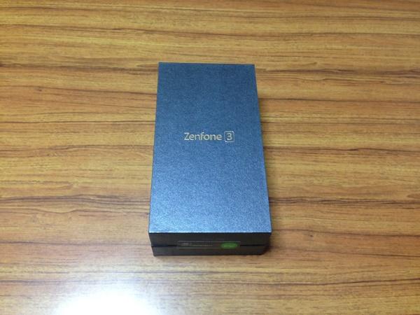ZenFone3 外箱