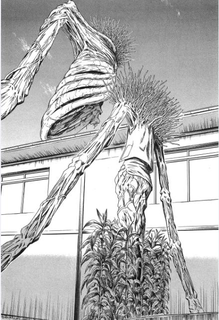 漫画『刻刻』神ノ離忍