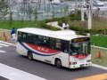 ピオニウォーク東松山シャトルバス(川越観光バス/日野KC-RJ1JJCK)