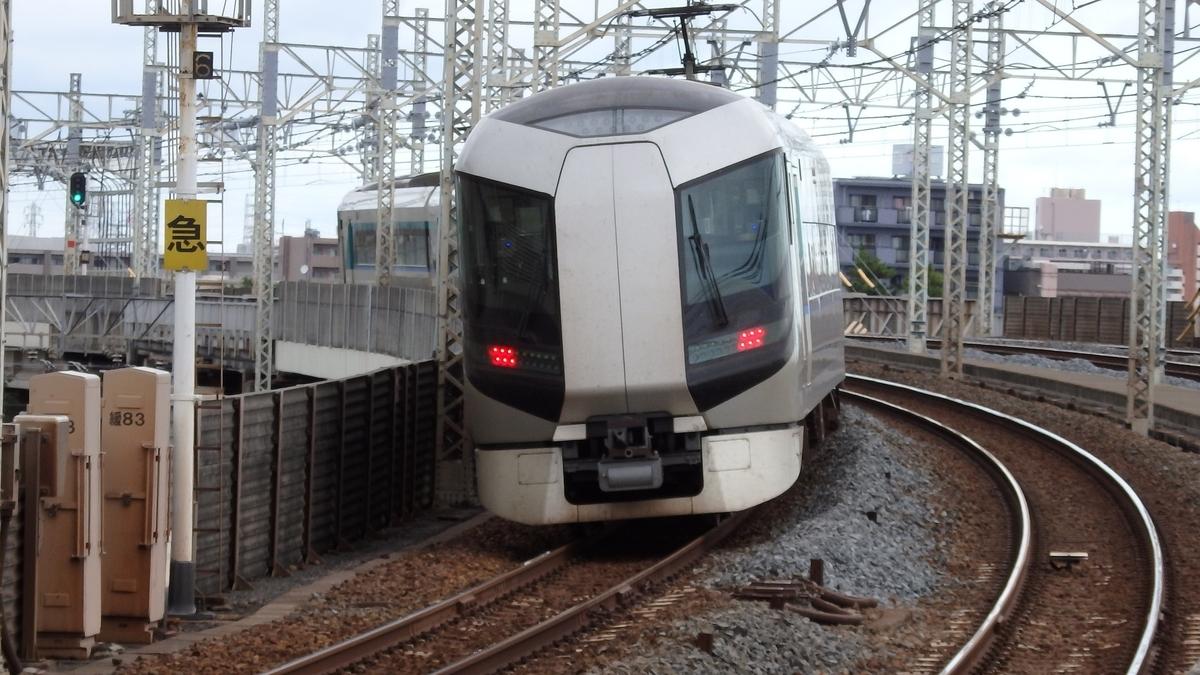 東武500系特急リバティ