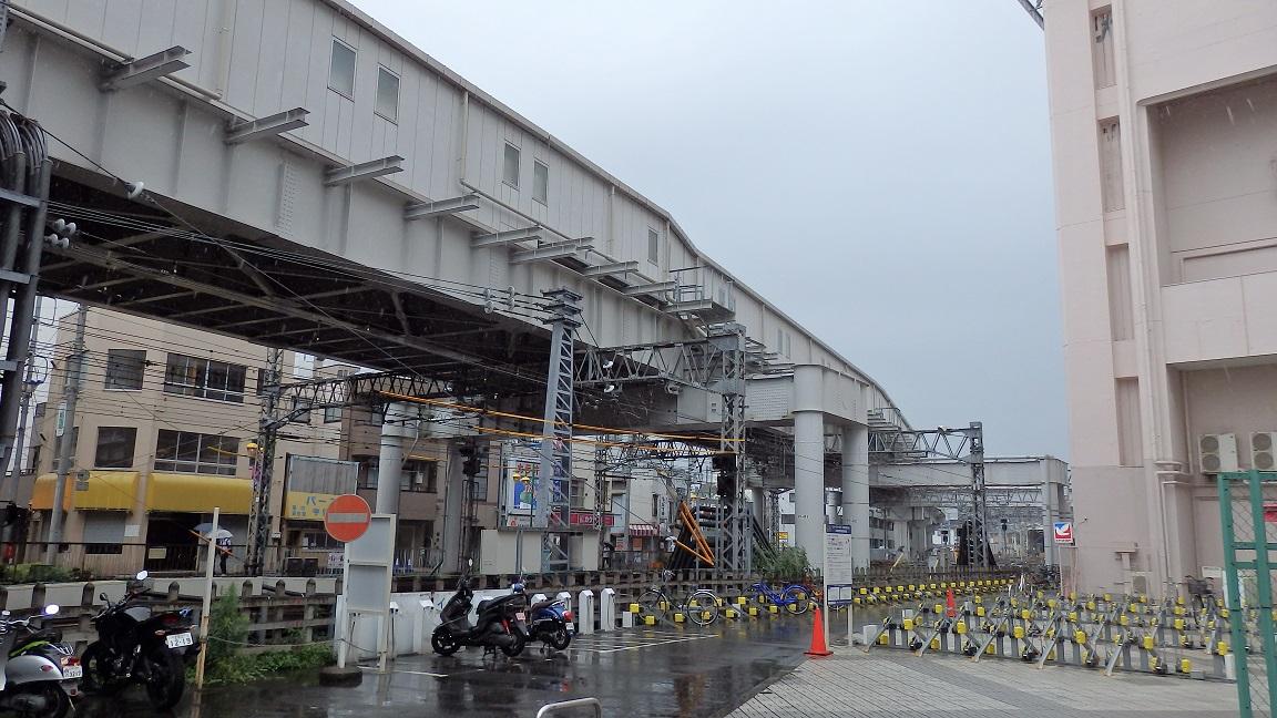 京成高砂駅南口、イトーヨーカドー高砂店