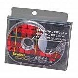 住友スリーエム [スコッチ] 透明粘着テープ 透明美色 (巻芯径25mm) 12mm×35m 600-1-12D