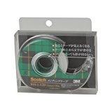 住友スリーエム(3M) スコッチ(R) メンディングテープ ディスペンサーつき 12mm×30m <30m巻 巻芯径25mm> 810-1-12D