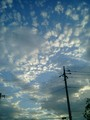 [雲][ハイク]空
