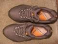 [ダイアリー]靴慣らし
