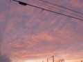 [雲][ハイク]黄昏部