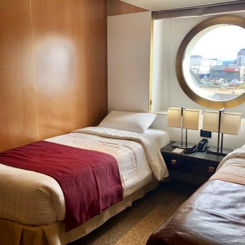 海側プレミアム客室