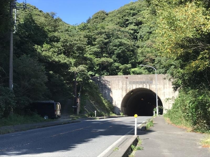 羽尾坂トンネル