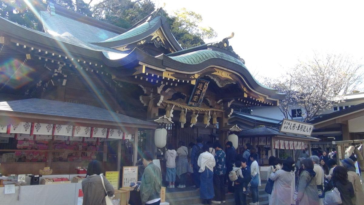 神社(実際)