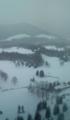 トマム 雪景色
