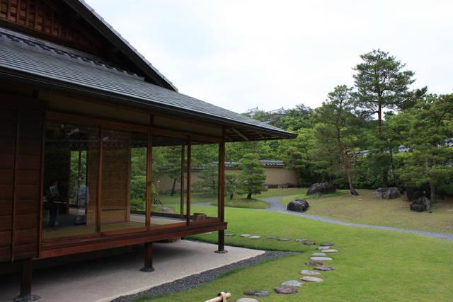 姫路 好古園 茶室