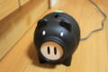 アースノーマット 蚊遣り豚(黒)