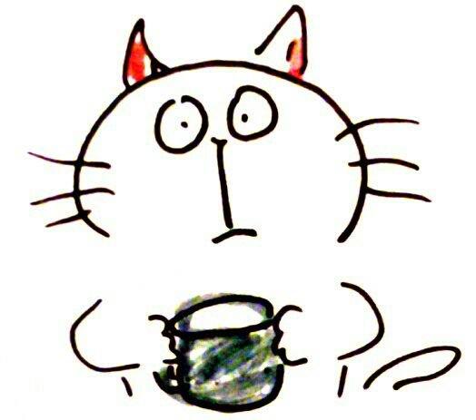 ホットコーヒーほしいなあ