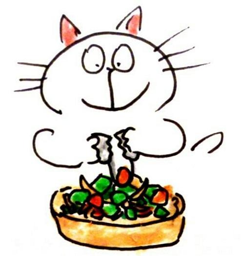 たまごをかけて、野菜のごちゃごちゃ焼き丼たまごかけ完成!