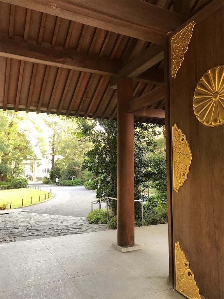 阿佐ヶ谷神明宮の門