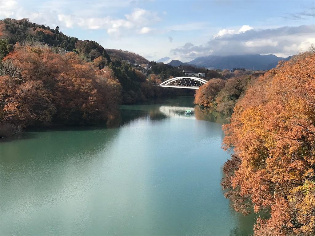 日連橋から弁天橋を望む