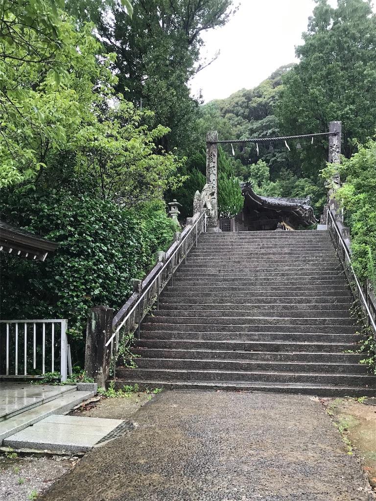 三島神社入り口