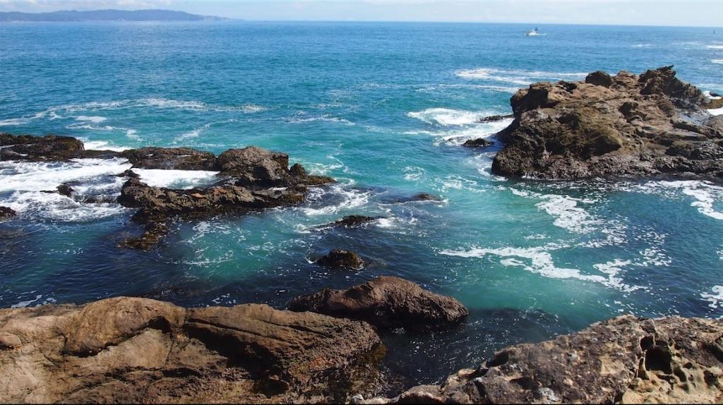 本当に美しい海