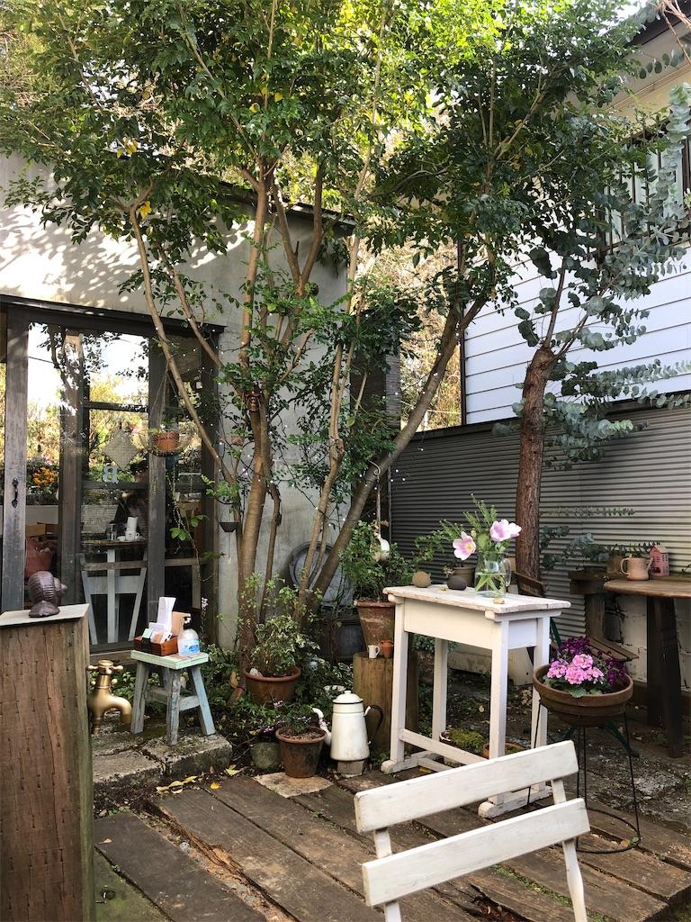 素敵なガーデンカフェが!