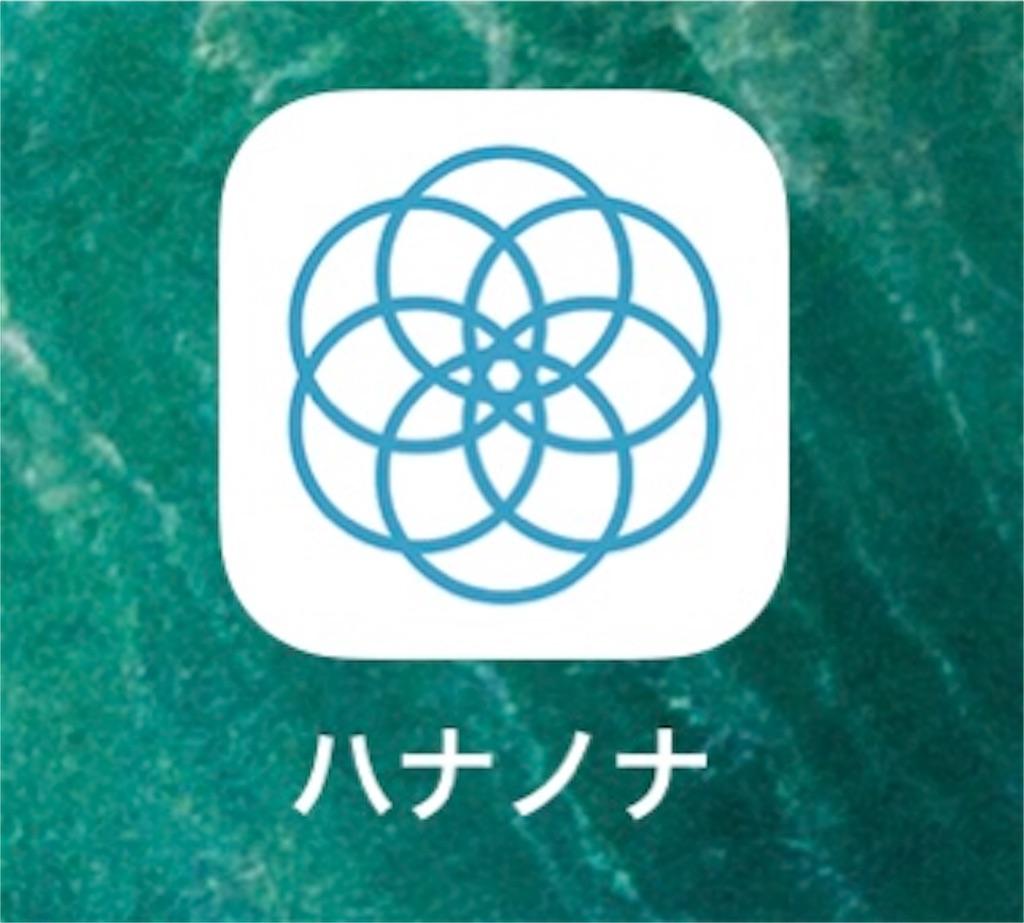 ハナノナ 花の名前がわかるアプリ