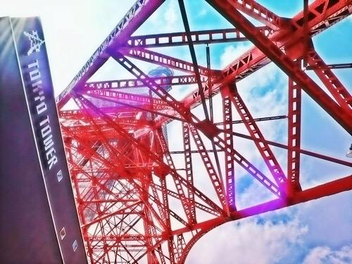 東京タワー 20190612a
