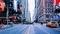 ニューヨークのブロードウェイ