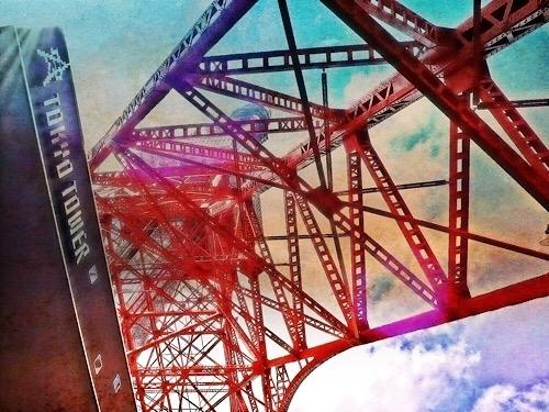 東京タワー 20190612b