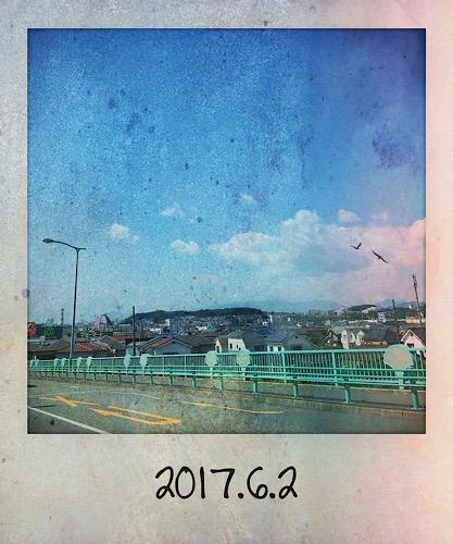 多摩大橋通りから 20190619b