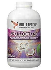 Bulletproof Brain Octane Oil オクタンオイル ココナッツ