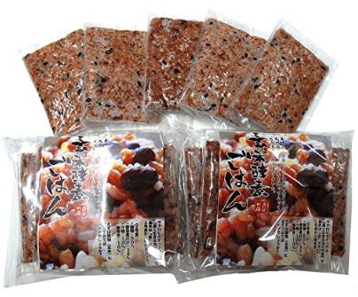 3日寝かせ 発芽玄米酵素ごはん30食 冷凍