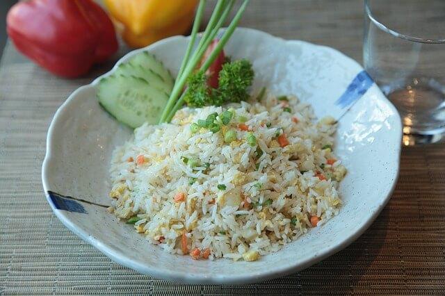 ダイエットに最適な、玄米七号食