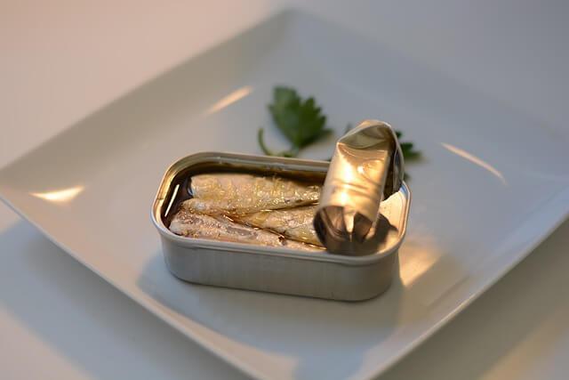サバ水煮缶の3つのダイエット効果