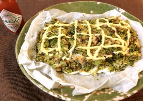 サバブロッコリーの絶品クリチマスタード焼き(糖質4.3g)