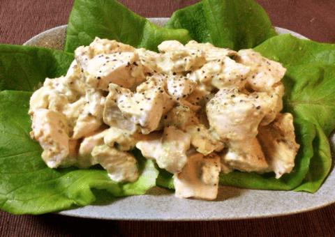 しっとり鶏のハニーマヨマスタード(糖質6.5g)