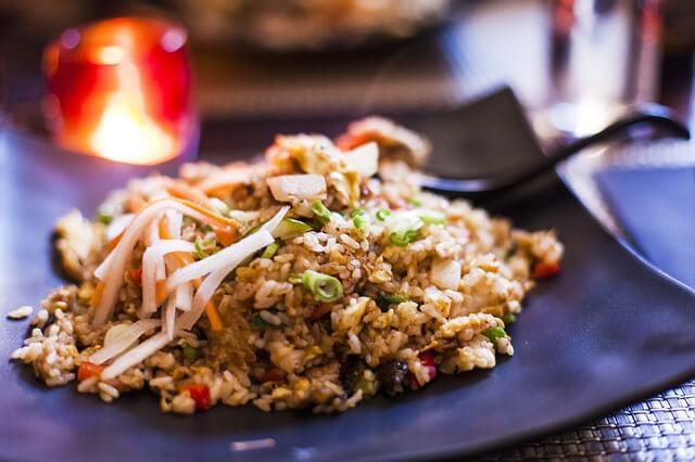ダイエット中にも白米を食べるための工夫
