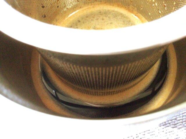 200cc~250㏄のお湯を沸かす