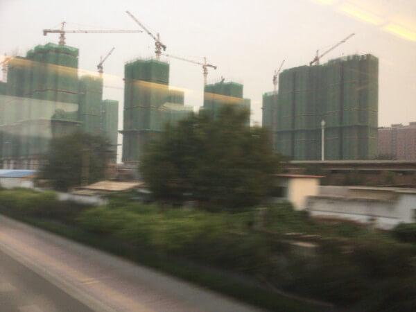 あらゆる音が楽しめる新幹線車内
