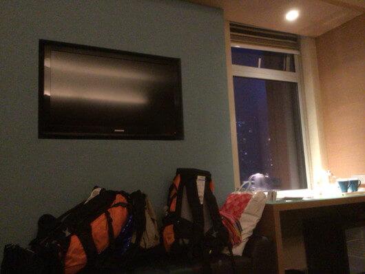 a-LOFTの綺麗な室内