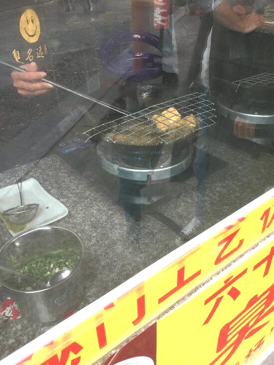 陽朔の激ウマ臭豆腐