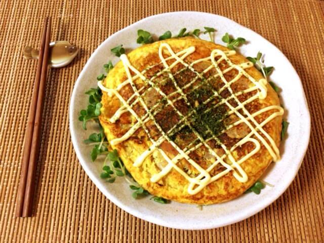 絶品海鮮ヨーグルトカレーチーズ焼き(糖質6.5g)