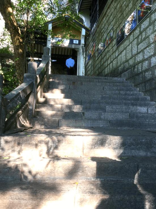 桂林の七星岩