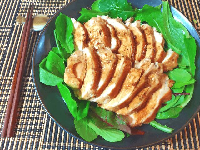 おもてなしにも絶品バター珈琲チキン叉焼(糖質4.5g)