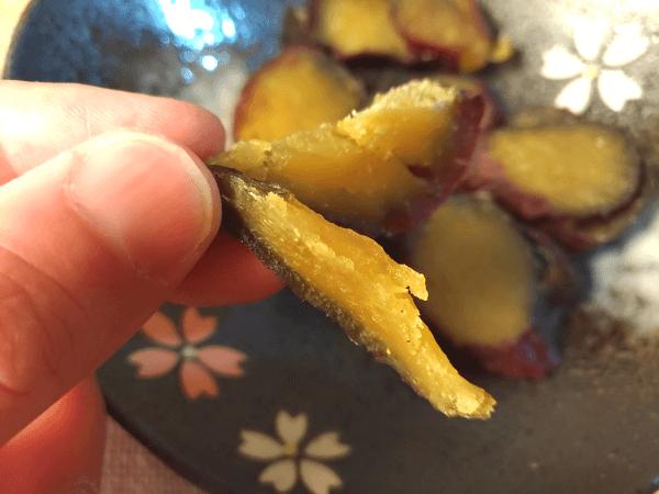 ネットリ干し芋