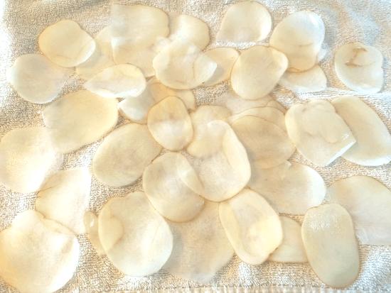 ノンオイル野菜チップス(じゃがいも)