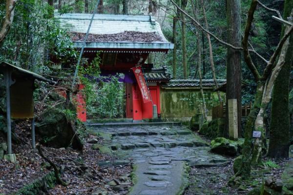 犬鳴山・七宝瀧寺