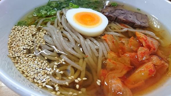 別府冷麺|六盛 北浜店